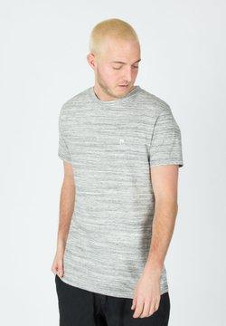 Wemoto - WARREN MEL - T-Shirt print - grey
