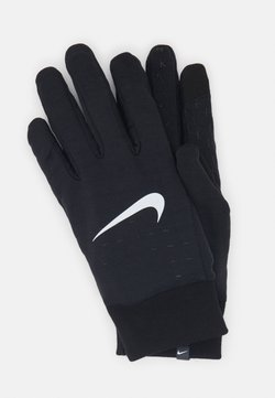 Nike Performance - NIKE MEN'S SPHERE RUNNING GLOVES - Guantes - black/black/silver