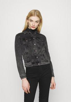 ONLY - ONLTIA LIFE JACKET - Veste en jean - black