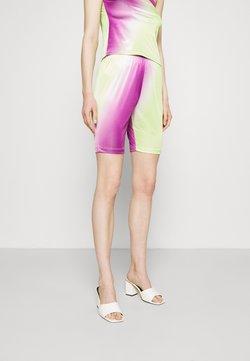 HOSBJERG - CISALO - Shorts - purple/green