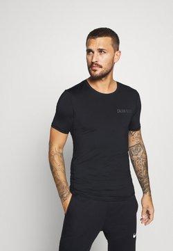 Calvin Klein Performance - BASE LAYER - T-paita - black