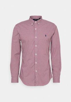 Polo Ralph Lauren - LONG SLEEVE SPORT - Koszula - burgundy/white