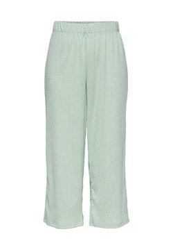 ONLY - ONLSANDRA 7/8 PANTS JRS - Jogginghose - mint