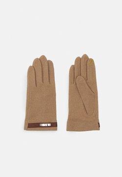 Lauren Ralph Lauren - BLEND BELTED GLOVE - Fingerhandschuh - classic camel