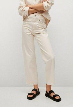 Mango - JULIETA - Jeans a zampa - ecru