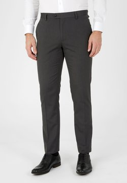 Next - SUIT TROUSERS - Pantaloni eleganti - grey