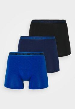 JBS - TIGHTS BAMBOO 3 PACK - Shorty - blau