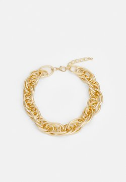 Pieces - PCOLPUSHI NECKLACE - Necklace - gold-coloured