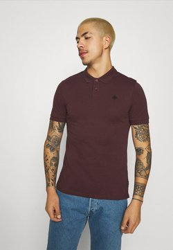 Zign - MUSCLE FIT - Poloshirt - bordeaux