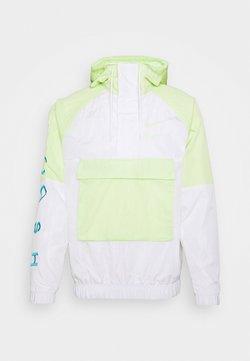 Nike Sportswear - Windbreaker - barely volt/white/white/volt