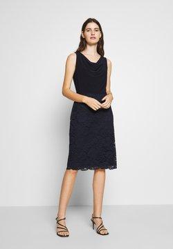 Lauren Ralph Lauren - ISABELLA LACE DRESS COMBO - Cocktailkleid/festliches Kleid - lighthouse navy