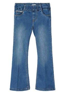 Name it - Bootcut jeans - medium blue denim