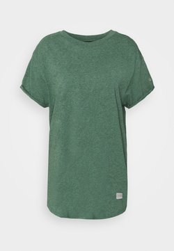 G-Star - LASH LOOSE - T-Shirt basic - cosmo green heather