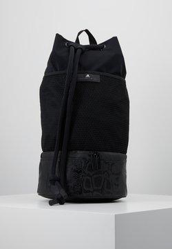 adidas by Stella McCartney - BOXING GYMSACK - Urheilukassi - black/black/white