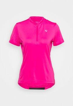 Ziener - NAMINTA LADY TRICOT - T-Shirt print - purple