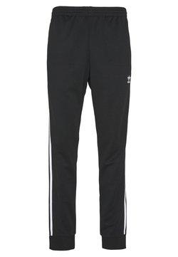 adidas Originals - UNISEX - Spodnie treningowe - black/white
