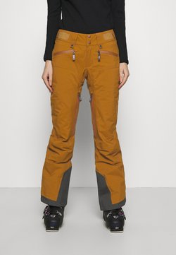 State of Elevenate - WOMEN'S ZERMATT PANTS - Täckbyxor - khaki