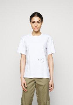 CLOSED - T-Shirt print - white
