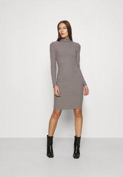 Zign - Vestido de tubo - mottled grey