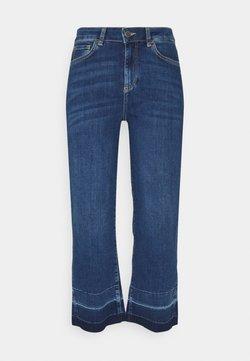 comma casual identity - 7/8 - Jeans bootcut - postconsum
