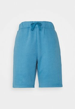Curare Yogawear - SHORTS - kurze Sporthose - light blue