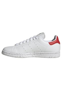 adidas Originals - STAN SMITH - Joggesko - ftwr white ftwr white red