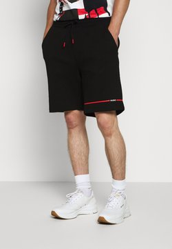 HUGO - DUSOL - Jogginghose - black