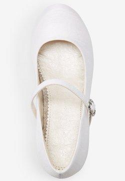 Next - Riemchenballerina - off-white