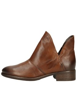 IGI&CO - Ankle Boot - cuoio