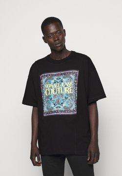 Versace Jeans Couture - Camiseta estampada - nero