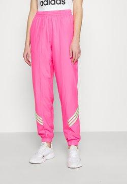 adidas Originals - SWAROVSKI TRACK PANT - Jogginghose - solar pink