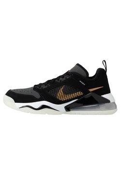 Jordan - MARS 270  - Basketbalschoenen - black/metallic gold/dark smoke grey/white/pure platinum