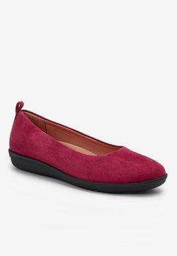 Next - EVA - Baleriny - red