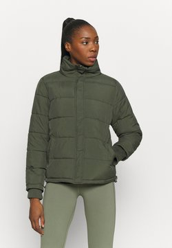 Cotton On Body - THE MOTHER PUFFER - Talvitakki - khaki