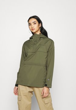 Champion Reverse Weave - JACKET - Windjack - olive