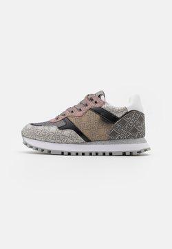 Liu Jo Jeans - Sneakersy niskie - black/gold
