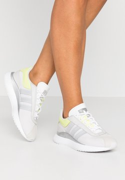adidas Originals - ANDRIGE - Sneakers laag - grey one/grey two/semi frozen yellow
