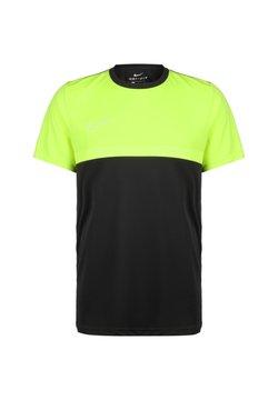 Nike Performance - ACADEMY PRO  - Printtipaita - anthracite / volt / white