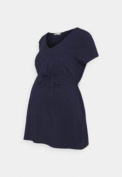 Anna Field MAMA - T-shirt basique - dark blue