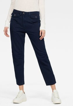 G-Star - ARMY RADAR MID BOYFRIEND - Jeans a sigaretta - sartho blue