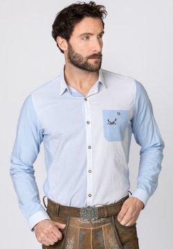 Stockerpoint - ROMAN - Hemd - blue