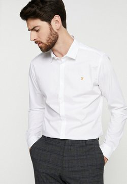 Farah Tailoring - HANDFORD SLIM FIT - Businesshemd - white