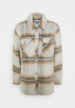 BDG Urban Outfitters - LEAH SHACKET - Short coat - neutral