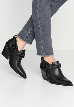 Bronx - NEW KOLE - High Heel Stiefelette - black