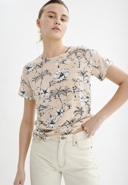 InWear - ALMAIW - T-Shirt print - beige