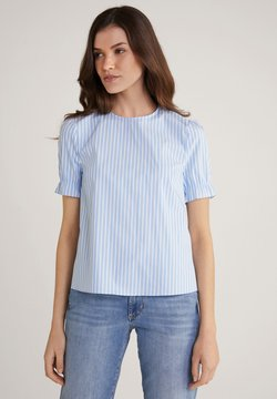 JOOP! - BETSIE - Bluse - blau/weiß gestreift