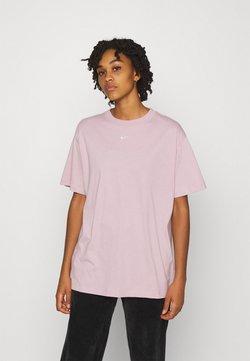 Nike Sportswear - T-shirt basic - champagne/white