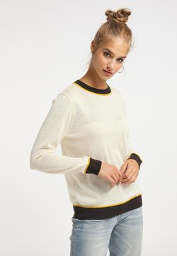 myMo - Strickpullover - beige