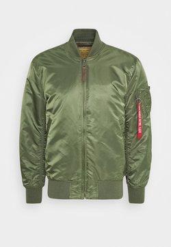 Alpha Industries - Giubbotto Bomber - sage green