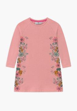 happy girls - Robe en jersey - dusty rose